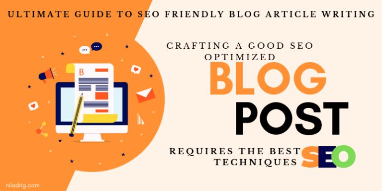 blog seo guide