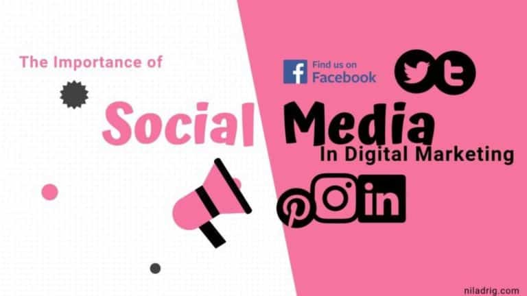 The Role of Social Media In Digital Marketing