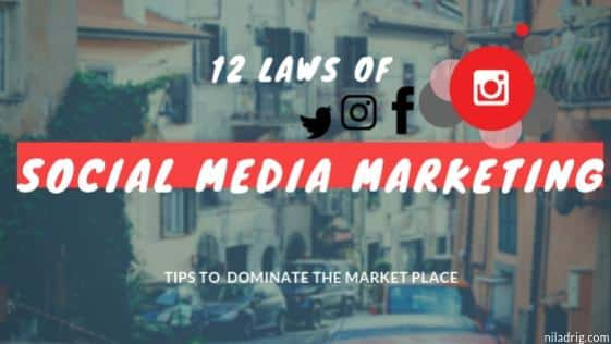 12 Laws of Social Media Marketing