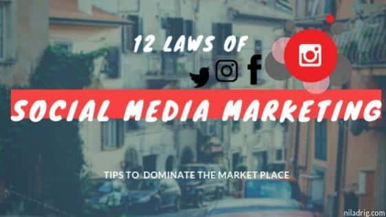 Laws of social Media marketing