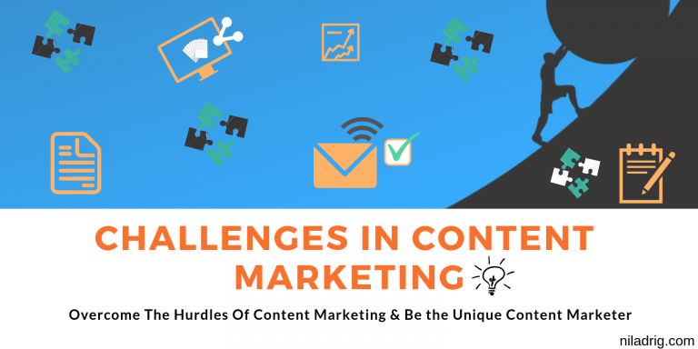 5 Biggest Content Marketing Challenges- How to Overcome